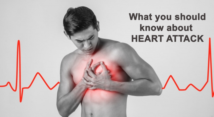 What you should know about Heart attack