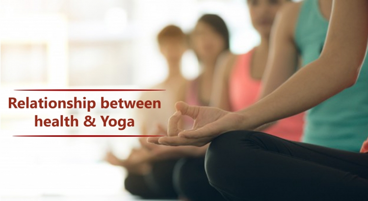 Relationship between Health and Yoga